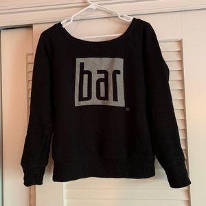 Bar Method Sweatshirt